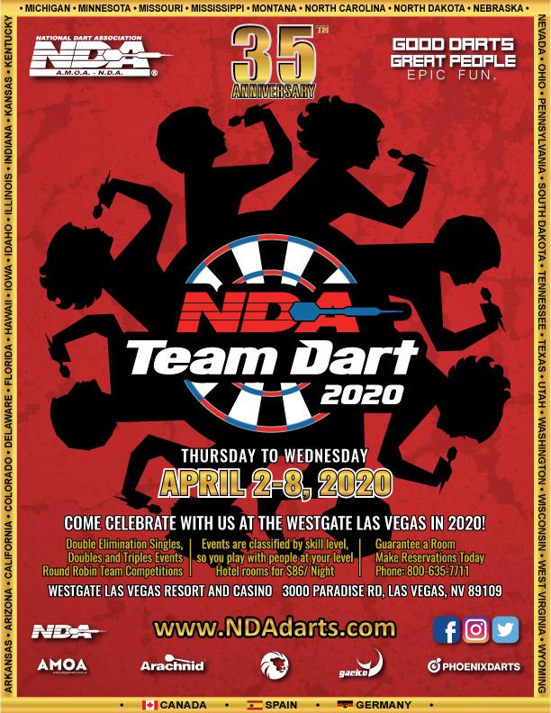 Team Dart 2020